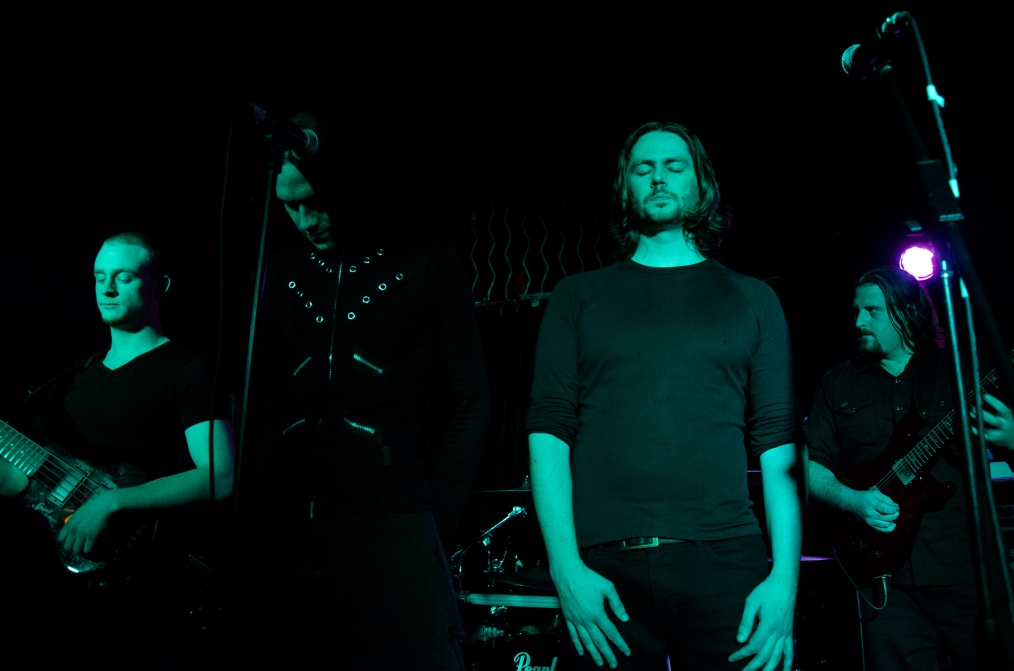 Ne Obliviscaris - Live @ The Beetle Bar, 10/06/2012